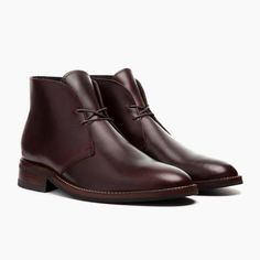 Comfortable and durable cap toe lace up boot. Handcrafted with the highest quality full grain leather and goodyear welt construction. Free shipping & returns. Leather Heels, Leather Gloves, Goodyear Welt, Sock Shoes, Shoe Boots, Men's Boots, Fashion Boots, Men Fashion, Brown Leather
