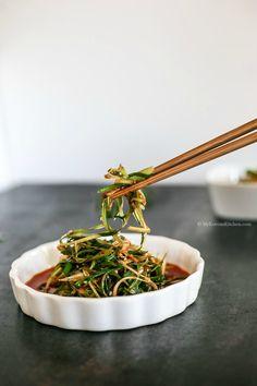 Korean Green Onion Salad