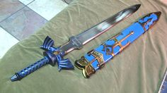 Man stabbed with Legend of Zelda Master Sword in serious condition - Few could doubt the power of the Master Sword, not only has it defeated countless incarnations of Ganondorf in the Legend of Zelda series, but now it has hospitalised a Texan. A man was stabbed with the point of a replica of the legendary sword during a domestic dispute in the city of Katy. (Weird News - The Independent)
