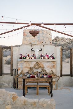 Desert boho wedding inspiration and reception table from Shane and Lauren Photography. See more on Aisle Planner! Bohemian Wedding Inspiration, Bohemian Bride, Bohemian Wedding Dresses, Chic Wedding, Perfect Wedding, Wedding Styles, Dream Wedding, Wedding Ideas, Wedding Desert