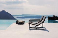 Neutra easy chairs by Tribù - Nathalie Lavirotte - http://www.tribu.com/fr