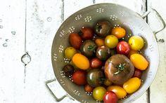 Couscous Salat mit Tomaten und Avocado | Dee's Küche