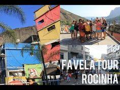 Favela Tour in Rocinha in Rio de Janeiro