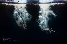UNDERWATER EXPLOSION SEQUENCE A by flavioguerrerod #nature #photooftheday #amazing #picoftheday #sea #underwater