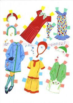 Whitman Ballet Paper Dolls No. 1962 (1966) - Sharon Souter - Álbuns da web do Picasa
