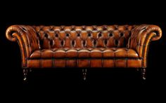 Chesterfield Philip Stanhope Grand Sofa  Made by Fleming Howland since 1780  www.chesterfields1780.com