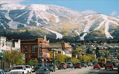 World-class skiing and small town charm converge in Steamboat Springs. Stay at the Highmark, located across the street from the Steamboat gondola, for lavish mountain style in a private vacation rental condo. Highmark Steamboat is rated #1 in Specialty Lodging in Steamboat Springs with a near perfect 'Excellent' traveler rating after over 100 reviews on TripAdvisor.com. #ski #vacationrentals #Colorado