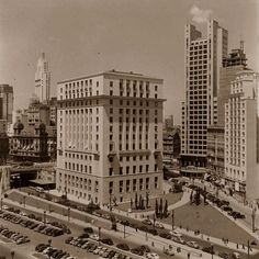 Edifício Matarazzo, 1947