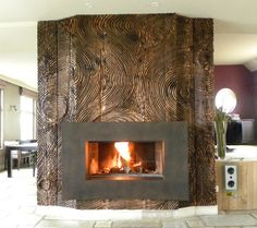 Wood Sculpture, Architecture Details, Foyer, Gallery, Home Decor, Texture, Disney, Art, Design Ideas