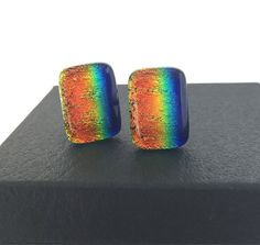 A personal favourite from my Etsy shop https://www.etsy.com/uk/listing/259066353/rainbow-cufflinks-unusual-cufflinks Tap link now to find the products you deserve. We believe hugely that everyone should aspire to look their best. You'll also get up to 30% off plus FREE Shipping. Amazing!