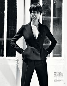 Vogue Japan November 2012 - Patrick Demarchelier-6