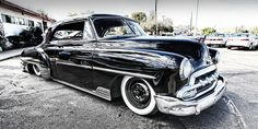 Chevy Deluxe Low Rider