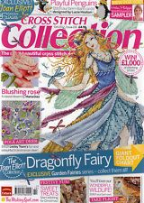 CROSS STITCH COLLECTION ISSUE NO. 214