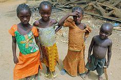 Langa Langa Village Kids