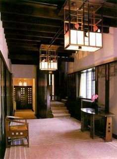 "► Charles Rennie Mackintosh (architecte et designer) - Style Art déco ""Arts and Crafts"""