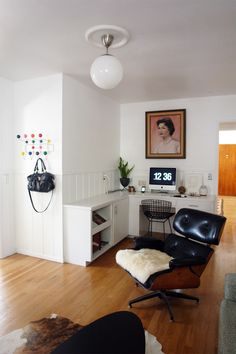 nook inspiration? what to do with such a small room...