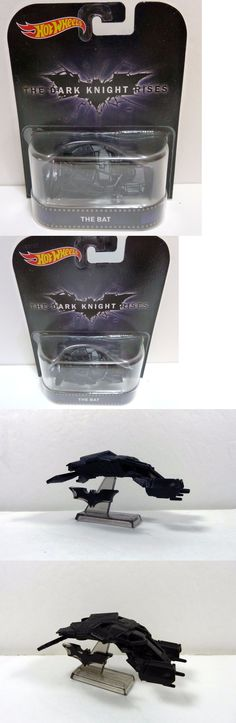 Diecast Toy Vehicles 51023: Large Lot Of 10 Hot Wheels Dark Night Rises The Bat 1:64 Diecast Movie Car -> BUY IT NOW ONLY: $49.95 on eBay!