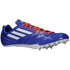 low priced 21ff3 588c7 adidas adizero Prime Finesse TrackField Spike Purple 5  Continue to the  product at the