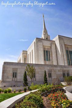 Odgen Utah Temple. 2014