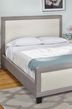 Eirene Upholstered Queen Bed