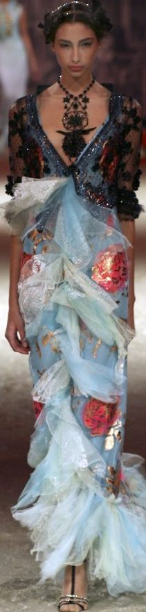 Christian Lacroix Haute Couture Spring-Summer 2006