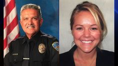 2 Police Officers Killed in Palm Springs, 1 Wounded; Manhunt Underway  A 35-year-veteran of the Palm Springs, California, police force and another officer, a new mother, were shot and killed Saturday while responding to a family disturbance call.  Jose Gilbert Vega, a veteran officer working an overtime shift, and Lesley Zerebny, 27, a mother of a 4-month-old child, were killed and another officer was wounded, Police Chief Bryan Reyes said.