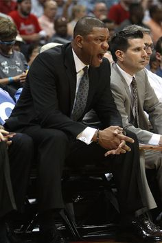 Doc Rivers - Boston Celtics Coach (2012)