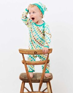 Remember this gorgeous UK brand? Divine patterns on beautifully made baby's clothing - and now there's an organic twist. Ella & Otto have featured on B Cheap Baby Clothes, Organic Baby Clothes, Baby Clothes Shops, Little Girl Fashion, Kids Fashion, Baby Boy Outfits, Kids Outfits, Cool Baby Stuff, Kid Stuff