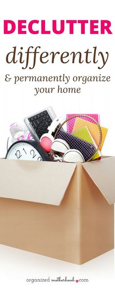Feeling overwhelmed with all the decluttering advice? Even if you've tried the KonMari technique or other ideas to get organized, these tips and books can help you create a plan to finally have a clutter-free home.