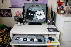 My monokuro boo desktop