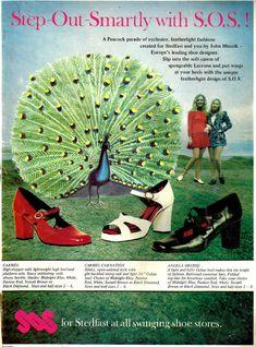 House of the Month 1967 – Glenbrook, Rathfarnham, Dublin 14 – Brand New Retro 70s Glam, Dublin Ireland, Shopping Center, Carnations, Retro, Shoes, Stockings, Design, Shopping Mall