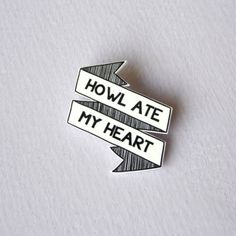 Hey, I found this really awesome Etsy listing at https://www.etsy.com/listing/197810252/howl-ate-my-heart-studio-ghibli-brooch