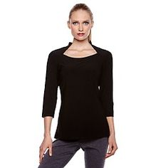 """Antthony """"Edith"""" Knit Blouse"""