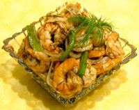 pickled shrimp recipe appetizer seafood receipt