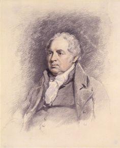 William Shield (1749-1829), painting (1822), by John Jackson (1778-1831).