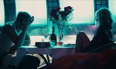 Derek Cianfrance's 'Blue Valentine'. A 2010 romantic drama film whereby a relationship is charted from its promising beginning to its sad collapse.
