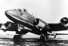 Focke Wulf Fw 200 Condor | Focke Wulf Fw 200 (Condor)-bombardeiro de longo alcance alemão.
