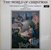The World Of Christmas Vol.2 George Guest The Choir Of St. John's College, Cambridge  SPA/1 164