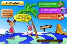 A great site for Math & English skills w/ teacher portal.