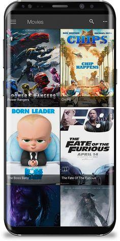 MovieTime app. Show Box - All Movies & TV shows in your hand - com.movietime.tv