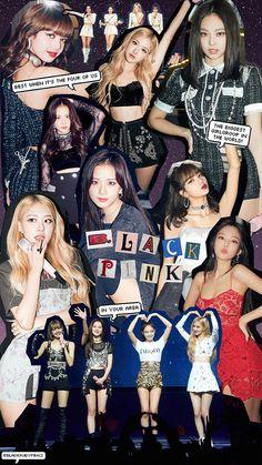 Kpop Girl Groups, Korean Girl Groups, Kpop Girls, Black Pink Songs, Black Pink Kpop, My Girl, Cool Girl, Blackpink Poster, Blackpink Memes