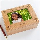 Rejoice And Be Glad Personalized Box For Girls - 5264