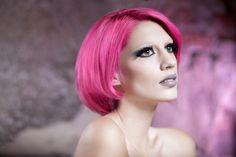 / RAINBOW DIRT /    HAIR & COLORING / Agyness Frozen  PHOTOGRAPHY / Ana Mihalić  MUA / Juliana Ljubas  MODEL / Andreja Markoš