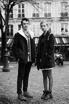 On the Street…..Saint-Germain-des-Pres, Paris