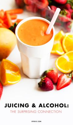 Find out what juicing is really doing to your body