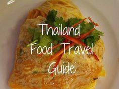 Thailand Food Travel