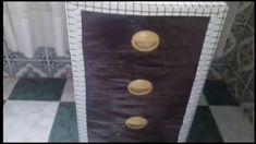 اجي تشوفي كيفاش تصايبي غطاء المجورة نتاع لبلاستيك - YouTube Apron, Aprons