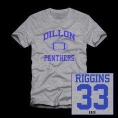 Tim Riggins Dillon Panthers Shirt