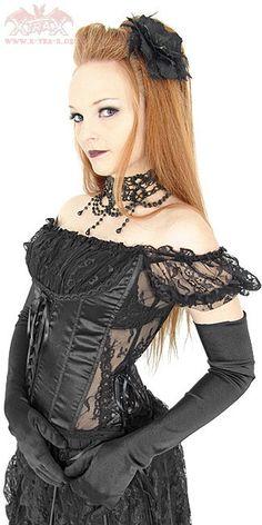 Goth top - XTrax