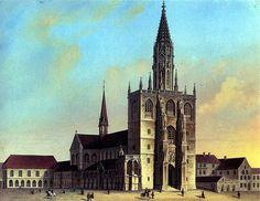 Konstanzer Muenster 1856 - Konstanzer Münster – Wikipedia
